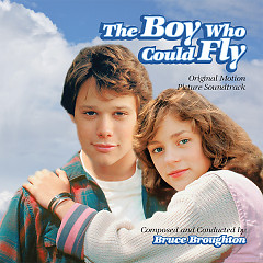 The Boy Who Could Fly (Score) (P.2)   - Bruce Broughton