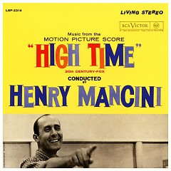 High Time (Score)  - Henry Mancini