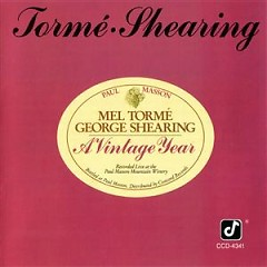 A Vintage Year - George Shearing,Mel Torme