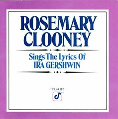 Sings The Lyrics Of Ira Gershwin - Rosemary Clooney