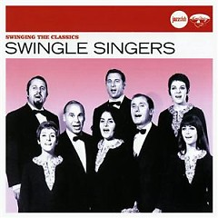 Verve Jazzclub: Legends - Swinging The Classic - The Swingle Singers