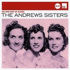 Verve Jazzclub: Legends - Bei Mir Bist Du Schoen - The Andrews Sisters