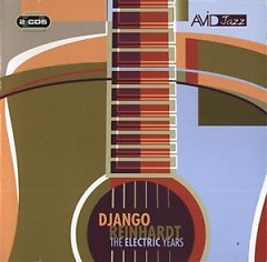 The Electric Years (CD 2) - Django Reinhardt