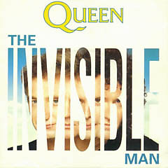 The Invisible Man - CDS