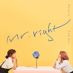 Mr.Right (Single) - Dodo Alice