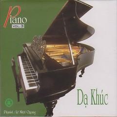 Dạ Khúc - CD2 - Lê Nhật Quang