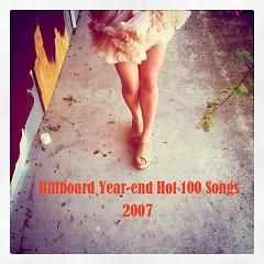 Billboard Hot 100 Of 2007 (CD5)