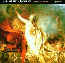 Liszt Complete Music For Solo Piano Vol.54 - Liszt At The Opera - VI Disc 1