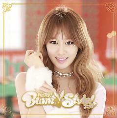 Album Bunny Style (Type-G) - T-ARA