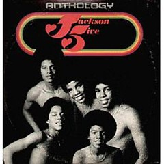 Anthology (CD4) - The Jackson 5