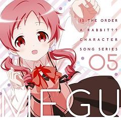 Gochuumon wa Usagi Desuka Character Song Series 05 Meg - Rie Murakawa