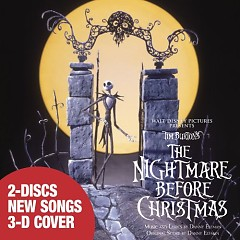 The Nightmare Before Christmas OST (CD1)(Pt.1)