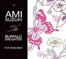 Ami Suzuki joins Buffalo Daughter O.K. Funky God