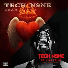 E.B.A.H. And Boiling Point (CD2) - Tech N9ne