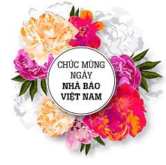 Hãy Vui Cùng Ngày Báo Chí Việt Nam (NS Lâm Anh Hải)