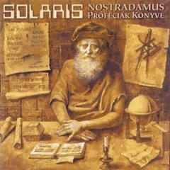 Nostradamus Book of Prophecies - Solaris