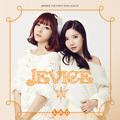 The First Mini Album L.A.D - Jevice
