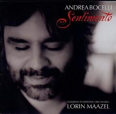 Andrea Bocelli - The Complete Recordings CD 6 - Sentimento