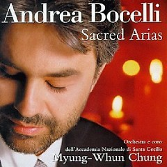 Andrea Bocelli - The Complete Recordings CD 8 - Sacred Arias