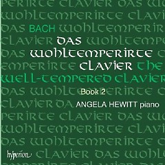 Bach The Well-Tempered Clavier Book 2 CD1 No. 2