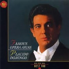 RCA Best 100 CD 99 - Famous Opera Arias - Placido Domingo