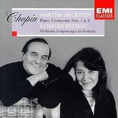 Chopin Piano Concertos Nos.1 & 2