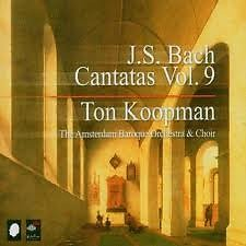 Bach - Complete Cantatas, Vol. 9 CD 1 No. 1