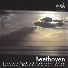 Beethoven Symphony No. 4 & No. 5  - Jansug Kakhidze