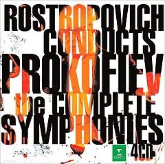 Prokofiev:Complete Symphonies CD4