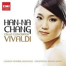 Vivaldi Cello Concertos (No. 2)