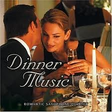 Dinner Music (Saxophone) - Romantic Saxophone Quintet