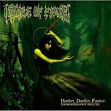 Harder, Darker, Faster - Cradle of Filth