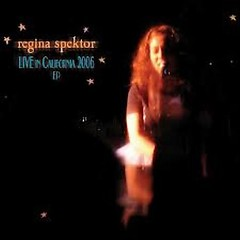 Live In California (EP) - Regina Spektor