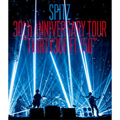 SPITZ 30th ANNIVERSARY TOUR THIRTY30FIFTY50 CD1