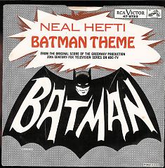 Batman OST  - Neal Hefti