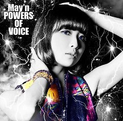 POWERS OF VOICE CD1 - May'n