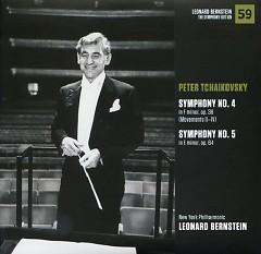 Peter Ilyich Tchaikovsky – Symphonies No 4 & No 5