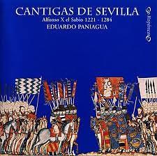 Cantigas De Sevilla CD2
