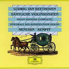 Beethoven: Complete Violin Sonatas CD1