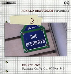 Beethoven: Complete Works For Solo Piano Vol.3 - Ronald Bräutigam