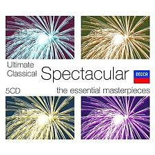 Ultimate Classical Spectacular CD1