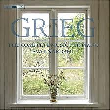 Grieg: The Complete Music For Piano CD8 No.2 - Eva Knardahl