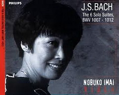 J.S.Bach BWV 1007-1012 CD2 No.1