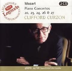 Decca Sound CD 13 - Clifford Curzon - Mozart Piano Concertos
