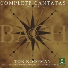 Bach - Complete Cantatas, Vol. 3 CD 3 No. 1