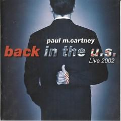 Back In The U.S. - Live 2002 (CD1)