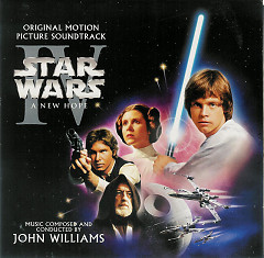 Star Wars : Episode IV. A New Hope OST (CD1)