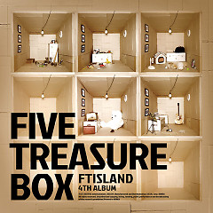 Five Treasure Box (4th Album)