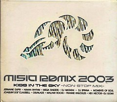 MISIA REMIX 2003 KISS IN THE SKY-NON STOP MIX- Disc2
