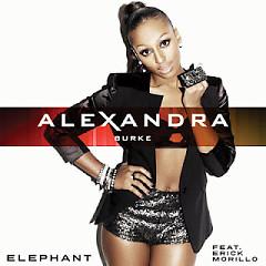 Elephant - Promo CDM - Alexandra Burke,Erick Morillo